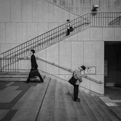 Kyoto, métro, Tokyo, accro…